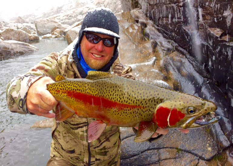 Fremont Canyon Fishing Report Archives | Cowboy Drifters