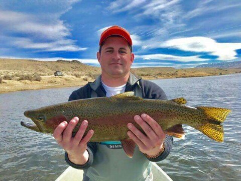 Miracle Mile Fishing Report Archives | Cowboy Drifters